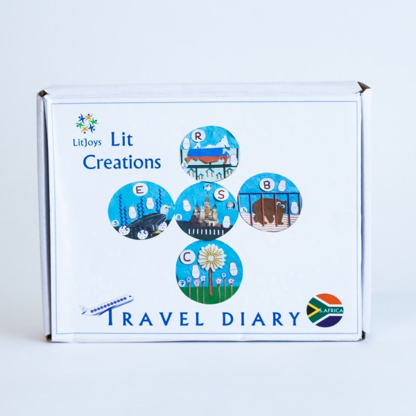 Travel Diary - Activity Kit to Learn about a Country (5-9 Yrs)