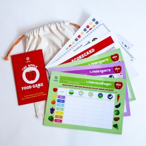 Apple Food Menu - A Fun Habit-Changing Game for Fussy Eaters (3-9 Yrs)