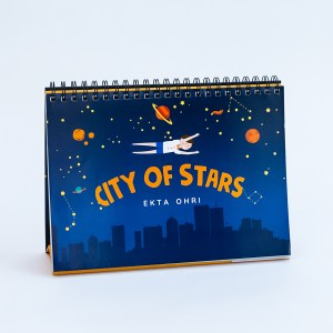City of Stars – Story + Activity Book to Engage Kids for a Year (5-12 Yrs)