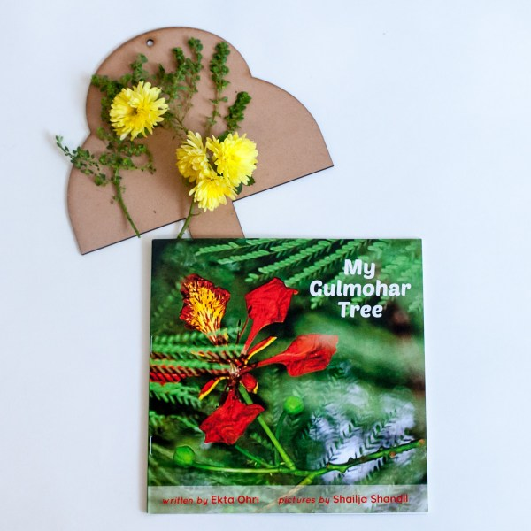 My Gulmohar Tree - Storybook with Experiential Tree (3-5 Yrs)